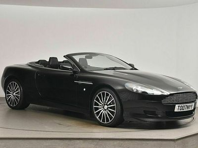 used Aston Martin DB9 V12 2dr Volante Touchtronic 6.0