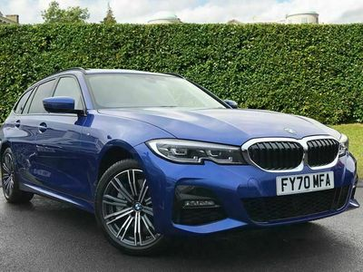 used BMW 330e 3 SeriesM SPORT touring