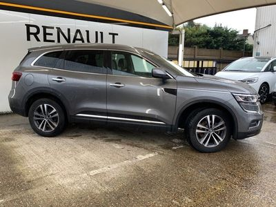 used Renault Koleos 2.0 dCi Dynamique S Nav X-Trn A7 4WD (s/s) 5dr Lowest mileage and best colour SUV 2018