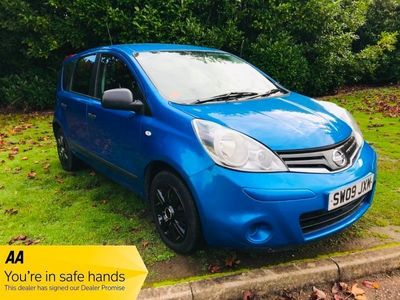 used Nissan Note VISIA
