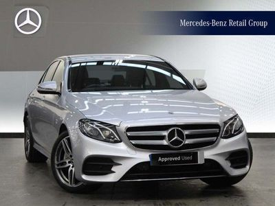 used Mercedes E200 E-ClassAmg Line 4Dr 9G-Tronic