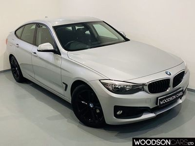 used BMW 318 Gran Turismo 3 SERIES 2.0 D SPORT 5d 141 BHP Aux/Bluetooth/Isofix