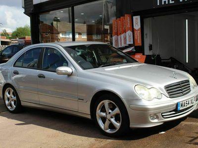used Mercedes C200 C Class 2.1CDI Classic SE 4dr