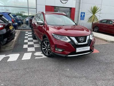 used Nissan X-Trail 2.0 dCi 177 Tekna 5-Dr Station Wagon