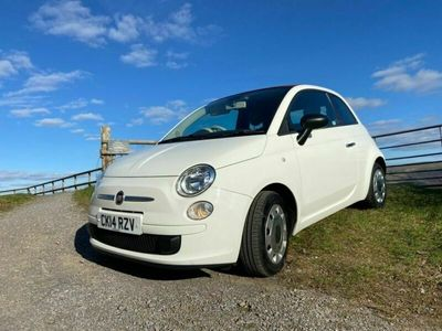 used Fiat 500C 1.2 Pop 2dr