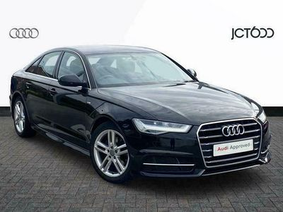 used Audi A6 1.8 TFSI S Line 4dr S Tronic