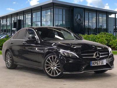 used Mercedes C250 C ClassAmg Line Premium Plus 4Dr 9G-Tronic 2.1