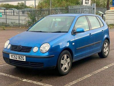 used VW Polo Hatchback 1.4 SE (75ps) 5d (02)
