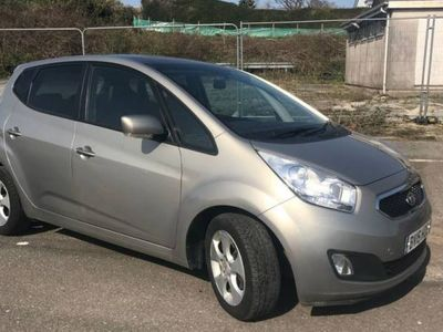 used Kia Venga PETROL AUTOMATIC HATCHBACK 5 DOORS