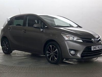 used Toyota Verso 1.8 V-matic Design Multidrive-S Auto 5-Door