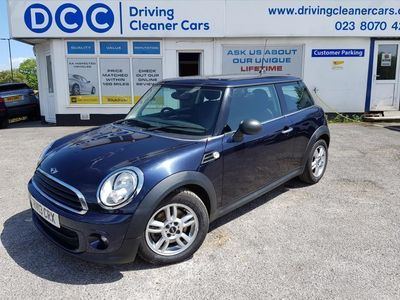 used Mini One D Hatch1.6 3dr