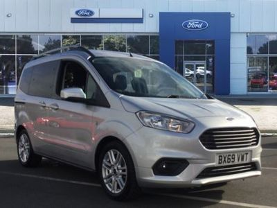 used Ford Tourneo 1.0 EcoBoost Titanium 5dr Petrol Estate