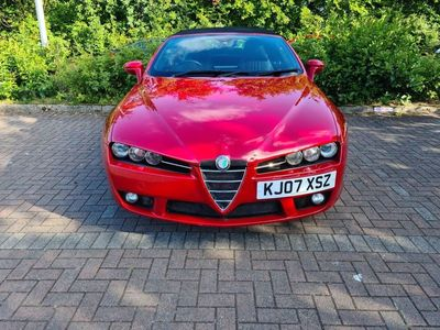 used Alfa Romeo Spider 2.2 JTS 2dr