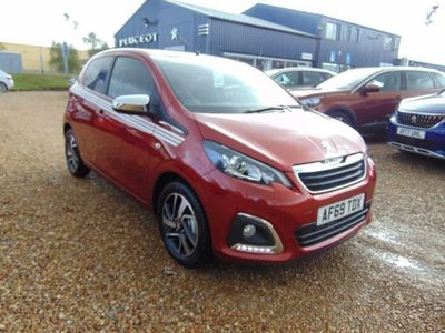 used Peugeot 108 1.0 72 Collection 5Dr
