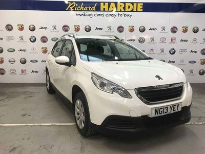 used Peugeot 2008 1.2 Vti Access+ 5Dr
