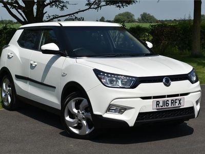 used Ssangyong Tivoli 1.6 D Ex 5Dr