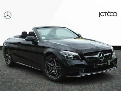 used Mercedes C200 C ClassAMG Line Edition 2dr 9G-Tronic 1.5