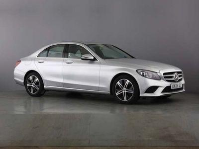 used Mercedes C200 C Class 1.5EQ Boost Sport (Premium) G-Tronic+ (s/s) 4dr