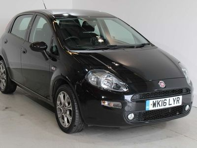 used Fiat Punto 1.4 Easy + (s/s) 5dr