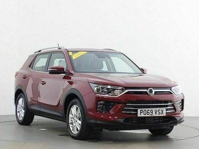 used Ssangyong Korando 1.6 D Pioneer 5dr Auto