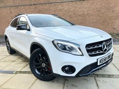 used Mercedes GLA180 GLA Class CLASS 1.6URBAN EDITION,17000 MILES,1 OWNER.