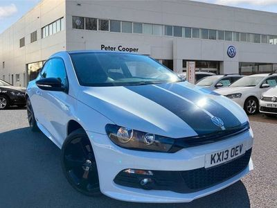 used VW Scirocco 2.0 TDI GTS 177PS DSG Auto