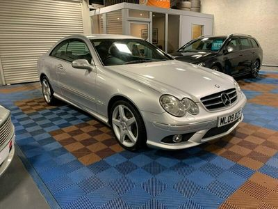used Mercedes CLK200 Sport 2dr [184] Tip Auto