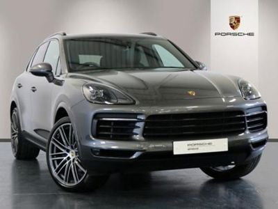 used Porsche Cayenne 2019 Preston Farm Business Park 5dr Tiptronic S 3.0