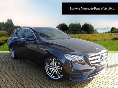 used Mercedes E220 E CLASSAmg Line 5Dr 9G-Tronic diesel estate