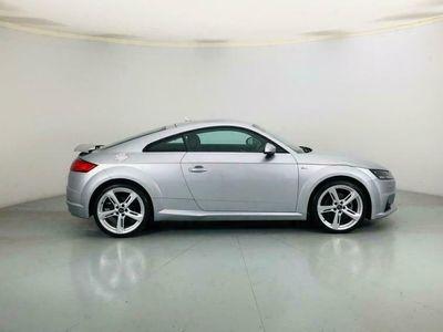 used Audi TT 2.0 TDI ULTRA S LINE 2d 182 BHP [TECH PACK NAV. 19 diesel coupe