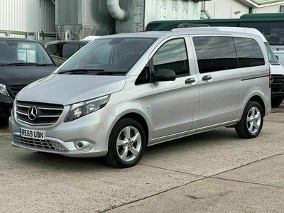 used Mercedes Vito 119 Crew Van PREMIUM L1 2.2