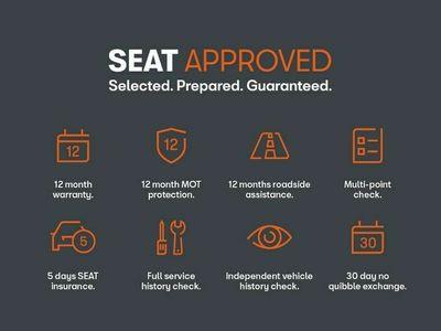 used Seat Ateca FR 2.0 TDi 150 DSG 5dr