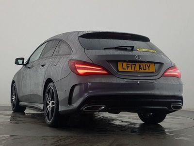 used Mercedes CLA220 CLAAmg Line 4Matic 5Dr Tip Auto