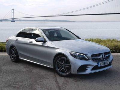 used Mercedes C300 C CLASSAMG Line Premium 4dr 9G-Tronic