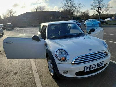 used Mini ONE Hatch 1.6(Pepper) 3dr