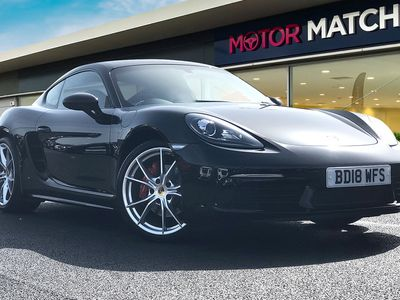 used Porsche Cayman 2.5 S 2dr PDK