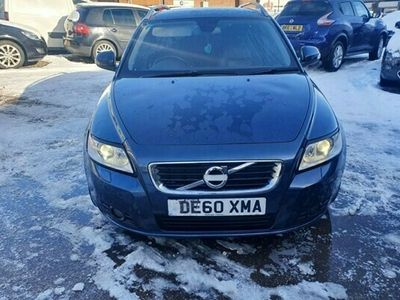 used Volvo V50 1.6 D DRIVE SE LUX 5d 109 BHP