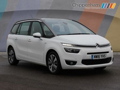 used Citroën Grand C4 Picasso 2.0 BlueHDi Exclusive 5dr