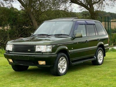 used Land Rover Range Rover -