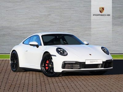 used Porsche 911 Carrera 4S (992)