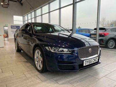 used Jaguar XE 2.0d [180] Portfolio 4dr Automatic with rear parking camera and full service history Saloon diesel saloon