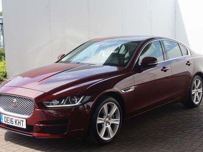 used Jaguar XE 2.0 d Portfolio Saloon 4dr Diesel Auto AWD (123 g/km, 178 bhp)