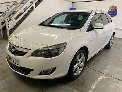used Vauxhall Astra 1.6i 16V SRi 5dr