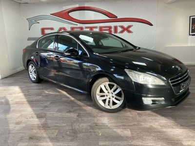 used Peugeot 508 2.0 HDi FAP Active 4dr