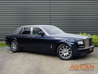 used Rolls Royce Phantom II 4dr Auto, 2014 ( )