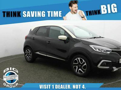 used Renault Captur DYNAMIQUE S NAV DCI for sale | Big Motoring World