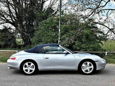 used Porsche 911 Carrera 4 Cabriolet 911 3.4 996 AWD 2dr
