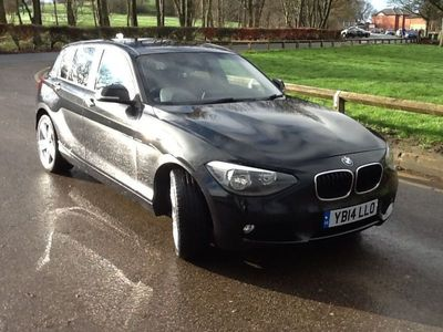 used BMW 118 1 Series 2.0 d SE Sports Hatch (s/s) 5dr