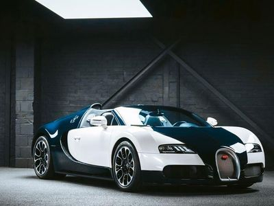 used Bugatti Veyron GRAND SPORT