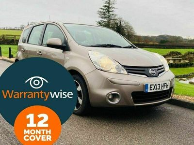 used Nissan Note 1.6 16v Visia 5dr (a/c)